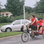 Altamonte Mall Pedicabs
