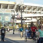 Jacksonville Pedicab Rides