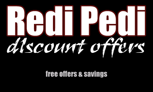 Redi Pedi Cab Company Discount Offers and Savings for things to do in Orlando, Florida.